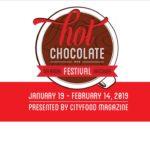 【イベント】Hot Chocolate Festival開催中でーす!!70種類以上!!カフェ巡り好きtry it |五代目美容師